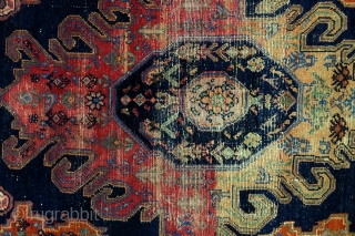 Hamadan area, early 20th century, 268 x 130 Cm. 