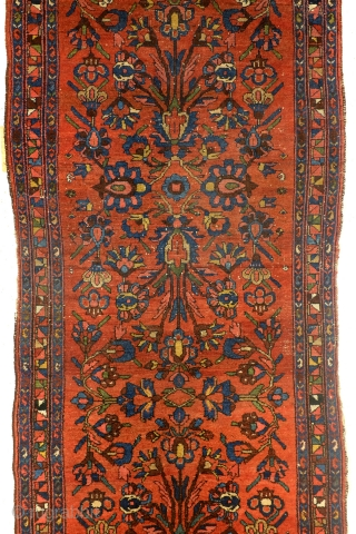 Koerdish Malayer, wool on cotton, nice abrash, not washed , nice patine, 