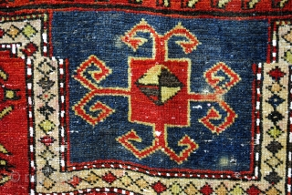 Old/antique Prayer rug. Ca. 1920-1930