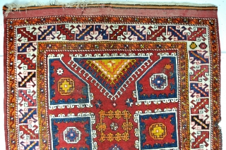 Antique Bergama, west Turkey, made by inhabitans from Caucasian decent. 
