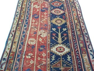 #5970 Makri Antique Turkish Rug 4'3″ X 7'0″
