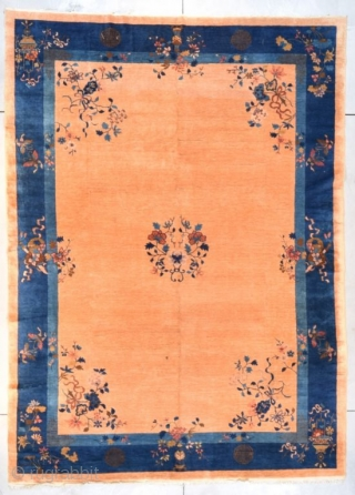 #7677 Peking Chinese Rug