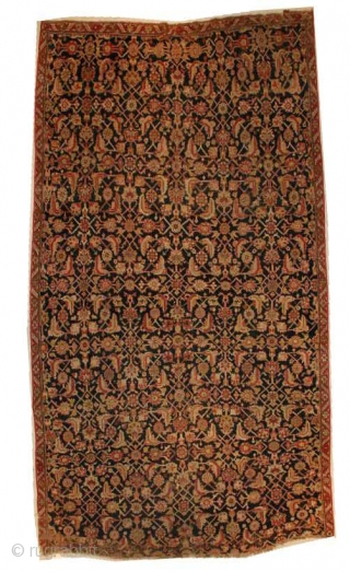 #5454 Karabaugh Antique Caucasian Rug