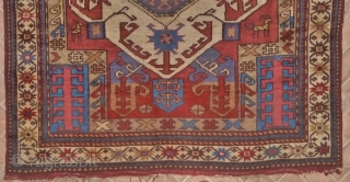 A Kasim Ushag Karabagh Rug, 182 x 120cm. (6ft x 4ft) Koti district,Eastern Armenia, early 20 th. century.