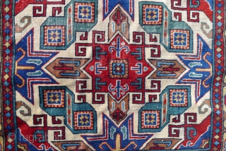 "Derbend ""Star Kazak"", 170 x 100 cm. circa 1930."