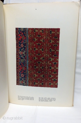 Samples of the Old Turkish Carpets and Kilims / Eski türk halilarindan ve kilimlerinden örnekler