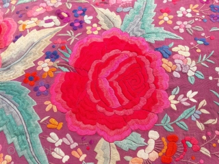 OLD SHAWL