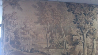 OLD European Tapestry.