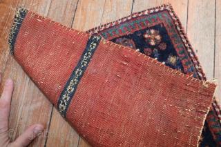 Antique Bagface 1'2''x1'5''.  Good condition.  Fair price