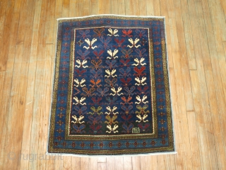 Dated 1918 Caucasian Kuba 2'10''x3'7''.  Great condition.