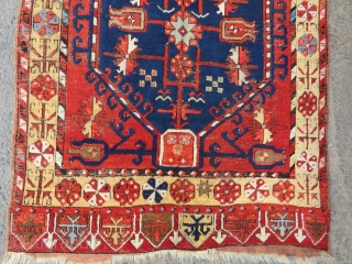 Antique Konya Ladik wonderful colors and very nice condition Circa 1880