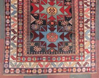 Shirvan Leshgi eug very nice colors and very good condition all original