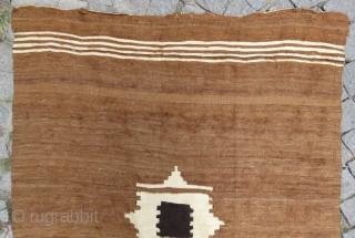 Anatolian antique blanket wonderful Camel hair color and excellent condition all original size 1,60x1,16 cm Circa 1890-1900