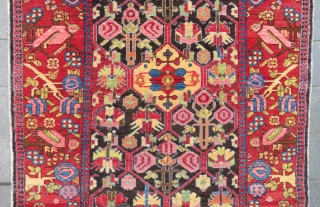 Bahtiar Feridan amazing colors and excellent condition all original size 2,02x 1,36 cm Circa 1900-1910