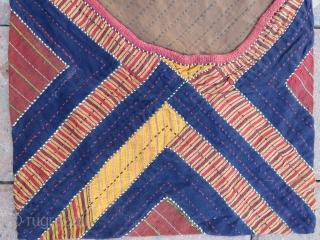 Turkoman Book cover very nice textile with hand made silk Circa 1910-1920