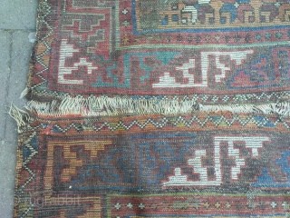 early 19th century AKSARAY turkish rug. A very similar rug is in Budapest Museum in Hungary. It is described in the catalogues of the museum as east anatolian carpet. Top collectors piece.