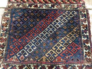 Lori Qashqai bagface ,  Wander full colors  50x60cm