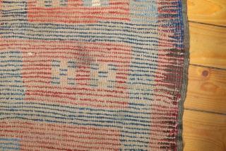 Zentralanatolischer Kecimusine Gebets-Teppich um1800 tolles Sammlerstück. 123x117cm
