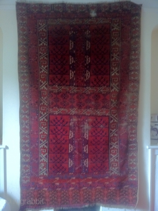 Early tall Afghan Ensi.