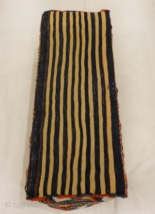 Mafrash Tribal Design - Size: 17H x 17D x 41L
