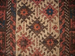 Belutch, 1880, Iran, 148 x 74 cm