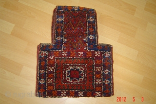 19th century nomaden/salt bag/namakdan
