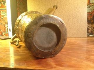 Persian? Ewer/aftabe 32cm H