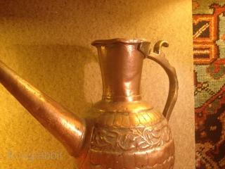 Persian?Ewer/aftabe 29cmH