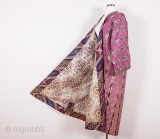 Tadjik Silk Chapan
