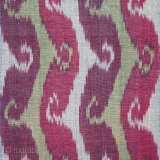 Tajik Ikat Panel 70 x 202 cm / 2'3'' x 6'7''