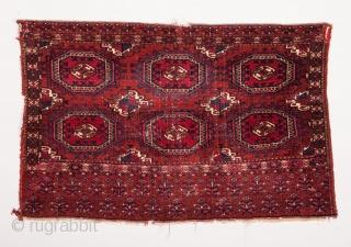 Turkmen Tekke Chuval 80 x 126 cm /2'7'' x 4'1''