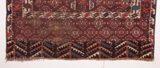 Turkmen Yomd Ensi 121 x 168 cm / 3'9'' x 5'3''