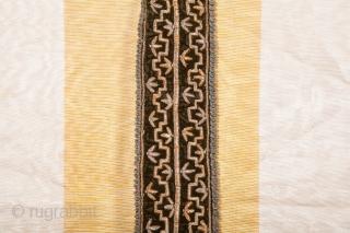 Uzbek Bukhara Silk Shirt