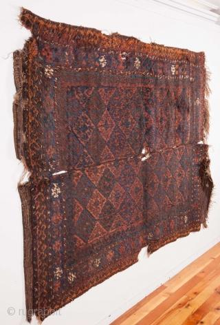 Baluch Yatak 168 x 210 cm / 5'6'' x 6'10''