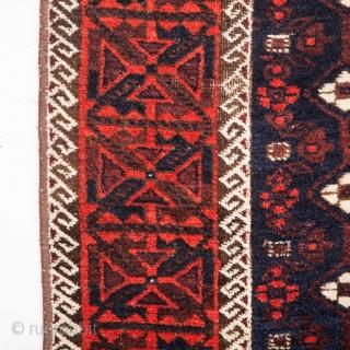 Baluch Rug 86 x 166 cm / 2'9'' x 5'5''