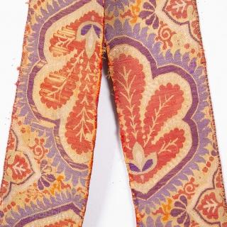 Moroccan Sash Half 14 x 260 cm / 5.51 x 102.36 in.