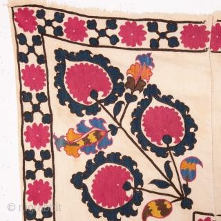Tashkent Suzani 151 x 224 cm / 4'11'' x 7'4''