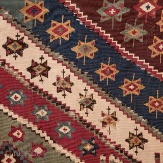 East Anatolian Kilim Half 80 x 358 cm / 2'7'' x 11'9''