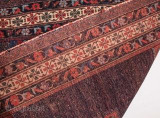 Afshar Rug 120 x 136 cm / 3'11'' x 4'5''