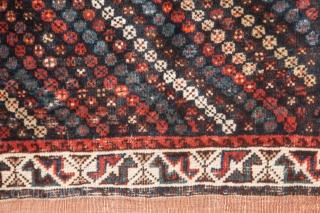 South Persian Bagface 60 x 65 cm / 23 x25 inches