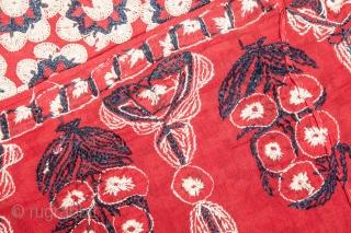 Indian Sind Wedding Shawl 118 x 200 cm / 3'10'' x 6'6''