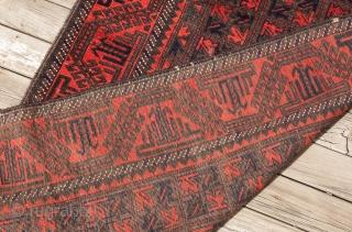 Baluch Rug 87 x 156 cm / 2'10'' x 5'1''