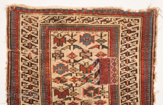 Caucasian Rug 96 x 127  cm / 3'1'' x 4'2''