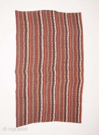 Shasavan Wool Jajim 112 x 190 cm / 3'8'' x 6'2''