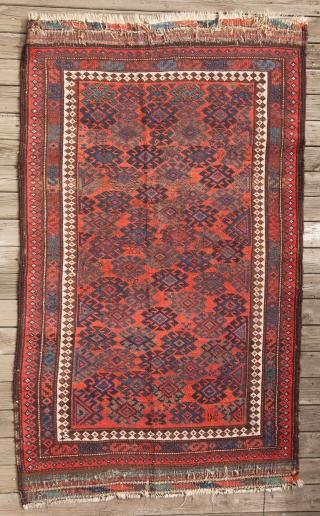 Baluch Rug 97 x 160 cm/3'2''x 5'2''