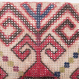 Tajik Veil 37 x 38 cm / 14.4'' x 14.9''