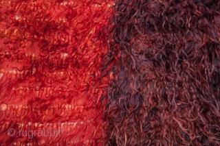 Central Anatolian Angora Filikli Rug 125 x 170 cm / 4'1'' x 5'6''
