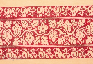 Greek Embroidery from Cyprus?