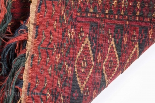 Turkmen Tekke Torba 29 x 82 cm / 0'11'' x 2'8''