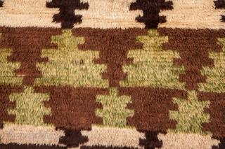 Central Anatolian Vintage Tulu Rug 120 x 186 cm / 3'11'' x 6'1''